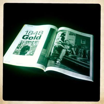 Colorfoto 1848 Gold