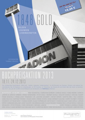 Plakat Aktion 1848 Gold